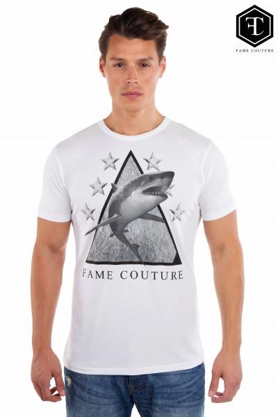 Shirt White shark