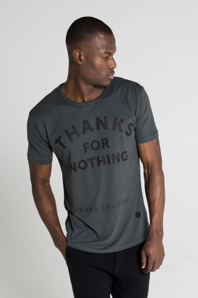 Shirt THANKS FOR NOTHING G